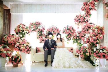 【撮影レポ―ト】韓国で結婚式の前撮り♪韓国旅行も満喫♪お得で楽しいが沢山の韓国ウェディングフォト(The Face Studio)