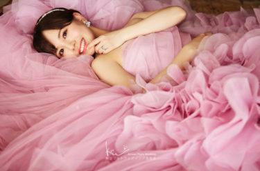 【撮影アンケート】思い入れのあるドレスで一生に一度の韓国フォトウェディングを叶えられました♡(Gaeul Studio)